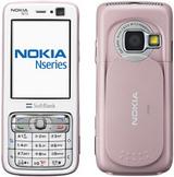 SoftBank 705NK/Nokia N73(ノキア製)   コーラルピンク