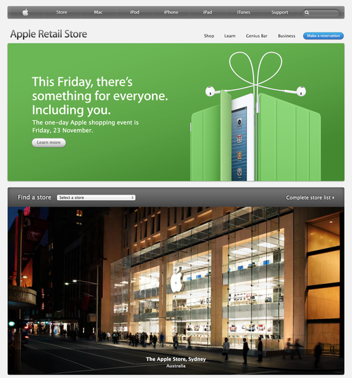 Apple Retail Store (20121119)