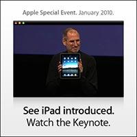 iPad ビデオ&キーノート