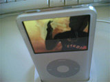 New iPod with Eminem Ad