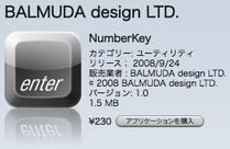 NumberKey - iTunes Store
