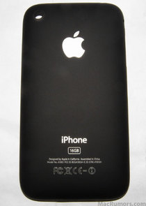 iPhone 16GB A1303 Back Cover 00