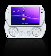 PSP Go パール・ホワイト