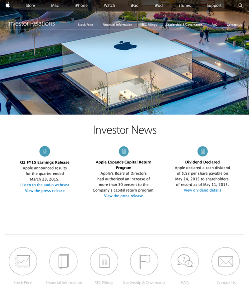 Apple---Investor-Relations-(20150428)