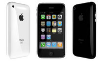 iPhone 3G Black and White