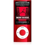 iPod nano 5th generation - (PRODUCT) RED