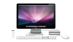 Mac nano and New Cinema Display Concept