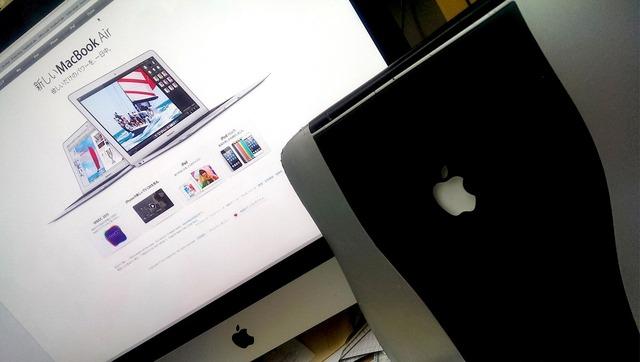 iMac 27、21インチとPismoG3と初代iMacグラファイト