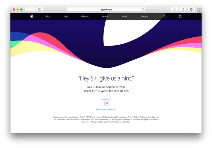 Apple-Hey-Siri-give-us-a-hint-event-live-page