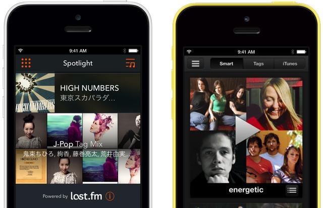 Groove-Scrobbler-iPhone-5c