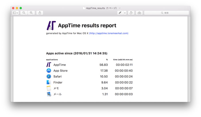 AppTime-Results-Report