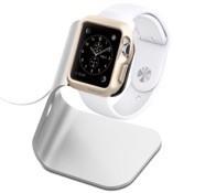 Apple Watch スタンド, Spigen? [充電 クレードル ドック] アップル ウォッチ 38mm / 42mm 対応 アルミニウム製 スタンド S330【国内正規品】(2015) (S330 【SGP11555】)