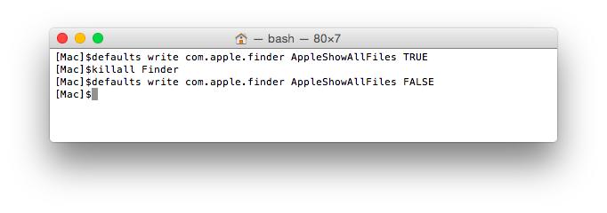 Mac-OS-X-不可視フォルダ