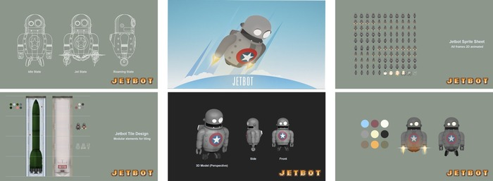 Jetbot Hero