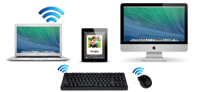 MacとiPhoneマルチペアリング-Bluetooth-Hero