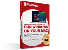 Parallels Desktop 10 for Mac Retail Box USB JP (USB版)