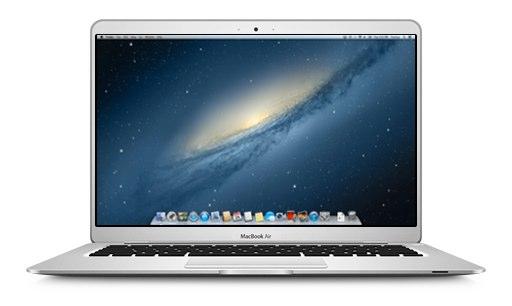 MacBook-Air-11インチ薄型ベゼル