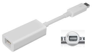 Apple-Thunderbolt-ギガビットEthernetアダプタ