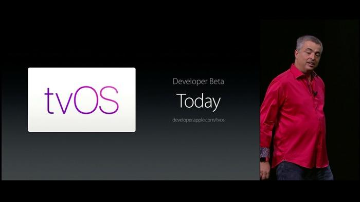 tvOS-Developer