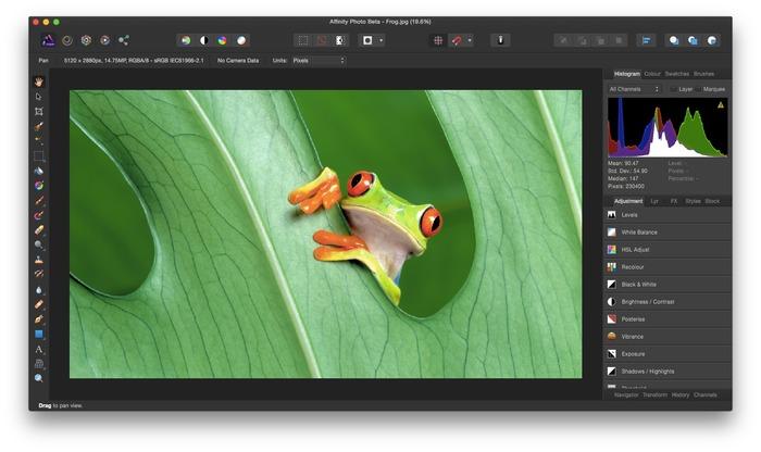 Affinity-Photo-Beta-Frog-Hero