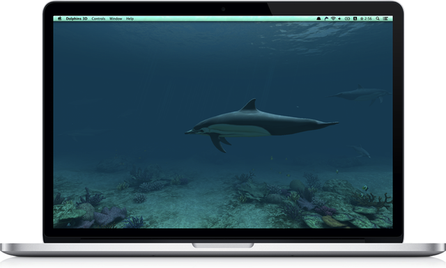 MacBook-Dolphins-3D-Hero