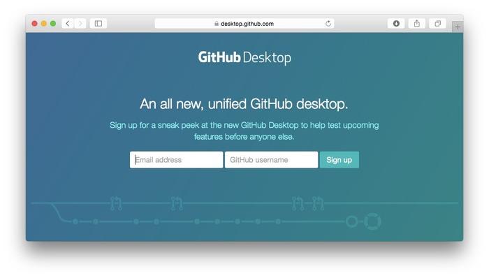All-New-GitHub-Desktop