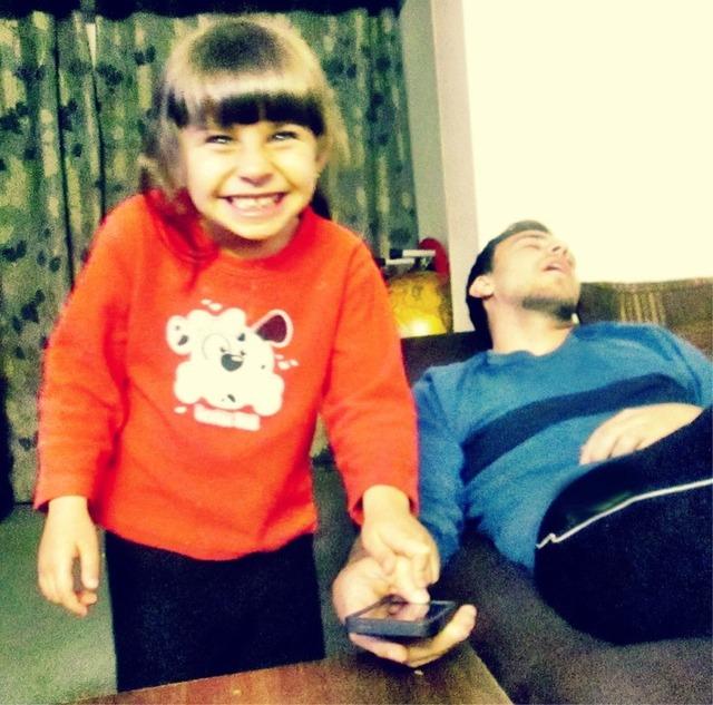 Touch IDを不正利用する子供