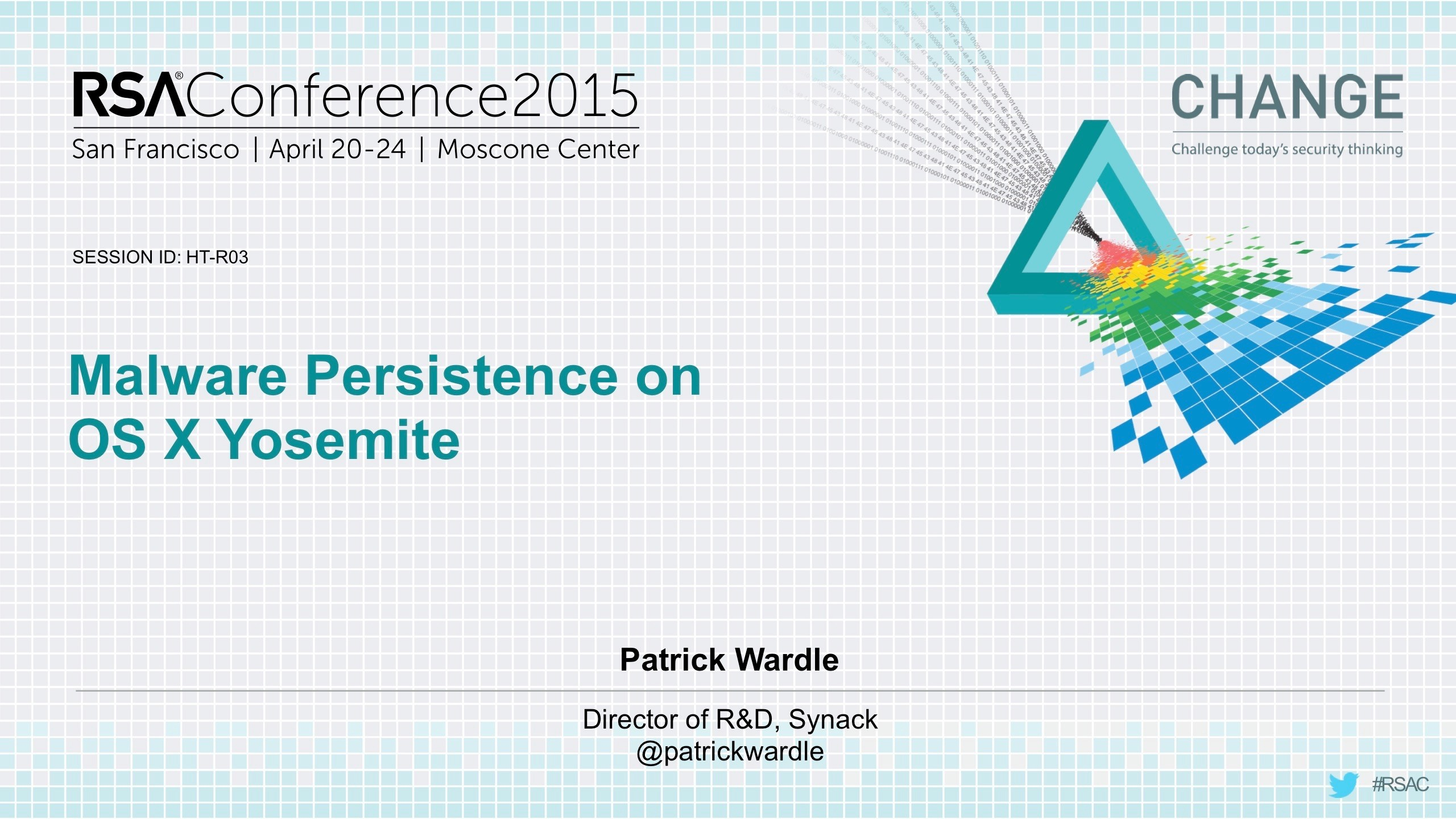Malware-Persistence-on-OS-X-Yosemite