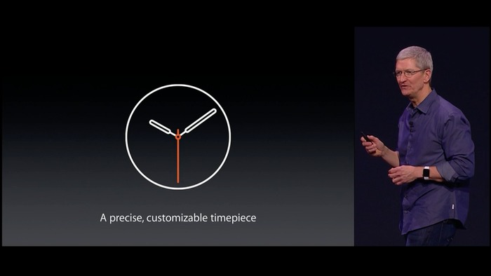Apple Watch a precise, customizable timepiece