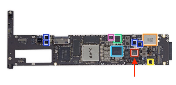 iPad-Pro-Logic-Board-USB3-Controller