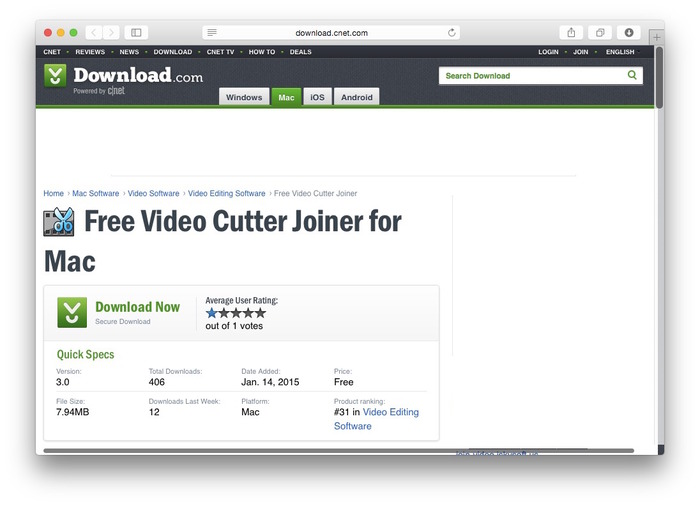 FreeVideoCutterJoinerforMac-including-OpinionSpy
