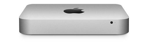 Mac miniには無駄がない