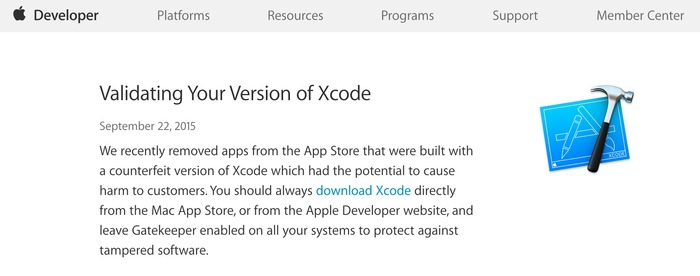 Validating-Your-Version-of-Xcode-Hero