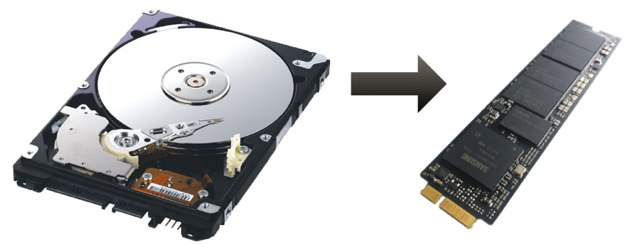 HDD vs FlashStorage