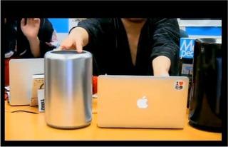 MacPeopleが3Dプリンターで作成したMacPro2013-2
