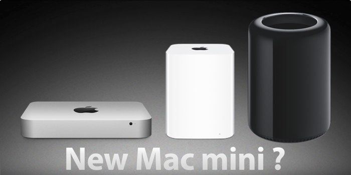 New Mac mini 2014