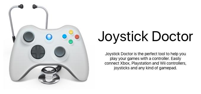 Joystick-Doctor-Hero