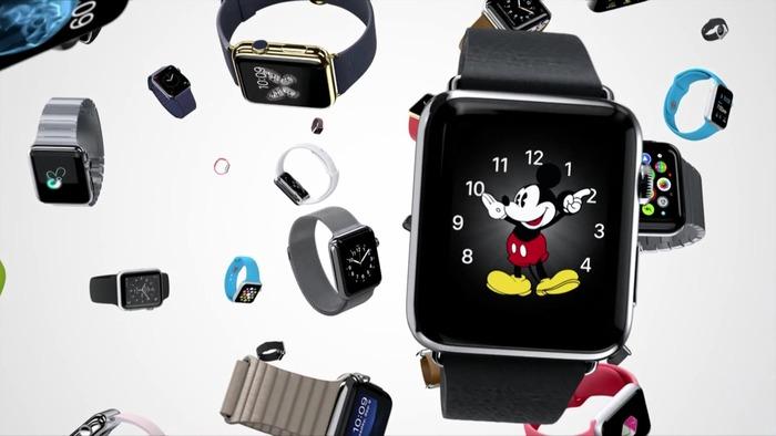 Apple Watch デザインバリエーション