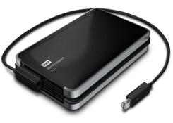 WD デュアルドライブポータブルHDD My Passport Pro 2TB 3年保証 Mac用 Thunderbolt x 1 RAID 0/1対応 WDBRMP0020DBK-JESN