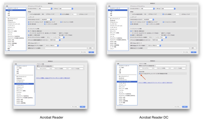 Adobe-Acrobat-Reader-DC-Preference