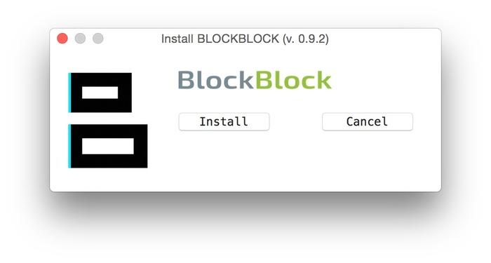 BlockBlock-insatll