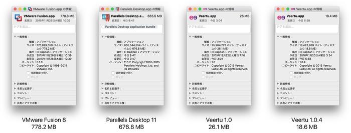 VMware-PD11-vs-Veertu-AppSize
