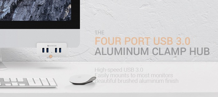 Satechi-AluminumClampHub