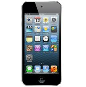 Apple iPod touch 16GB ブラック&シルバー ME643J/A
