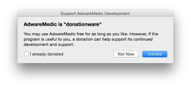 AdwareMedic-Donationware