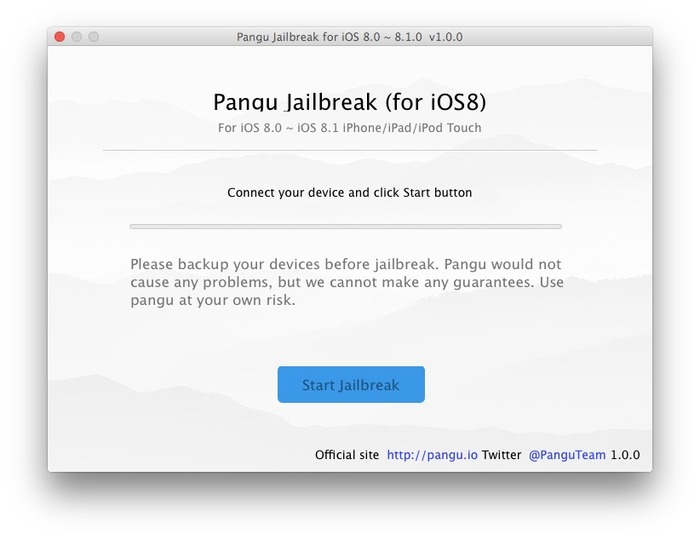 Pangu-Jailbreak-for-iOS8-Start-Screen