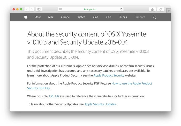 About-the-security-content-of-security-update-2015-004