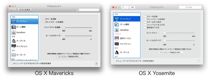 OS-X-Yosemite-Mavericks-アクセシビリティ