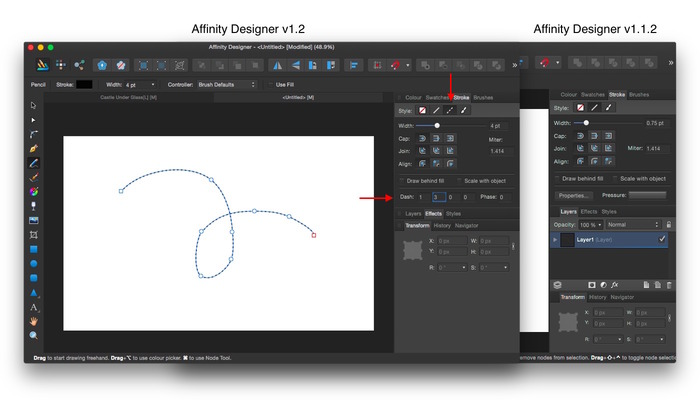 Affinity-Designer-Dash-Line