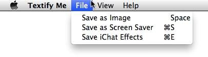Textify Meのファイル保存方法